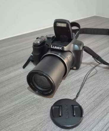 Camara <strong>panasonic</strong> Dmc-fz60 Lumix - Full Hd
