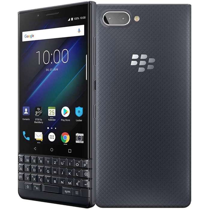Celular Blackberry Key 2 Le 64gb Space Blue