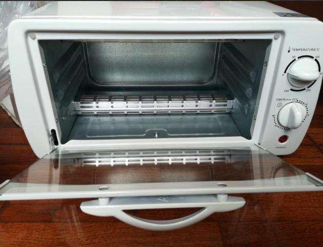 Remato Horno Electrico Blanco 9 Lt