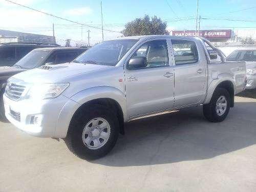 Toyota Hilux 2011 - 126000 km