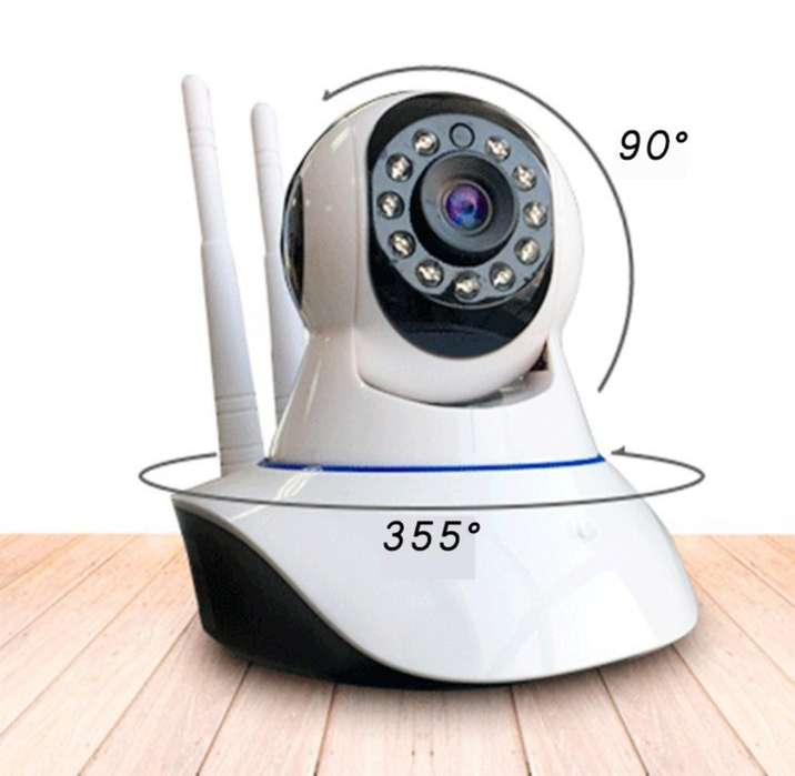 Camara Wifi Seguridad Oferta