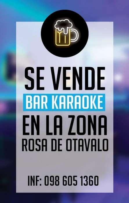 Se Vende Bar Karaoke