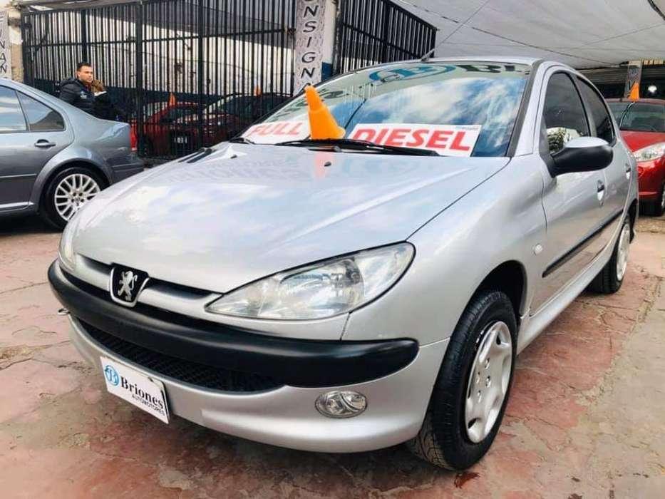 Peugeot 206 2006 - 130000 km