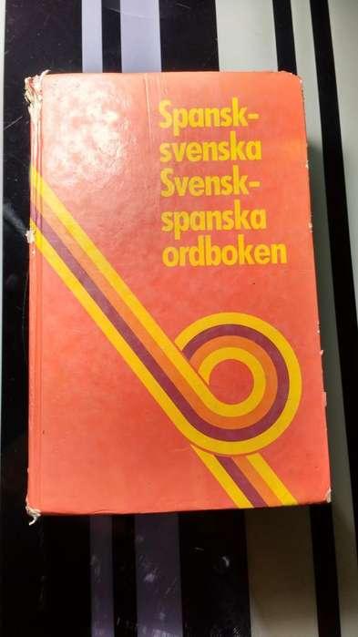 Diccionario de Sueco.