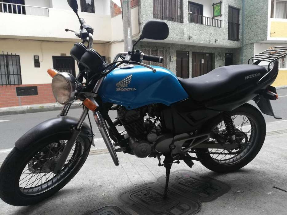Moto cbz honda 160