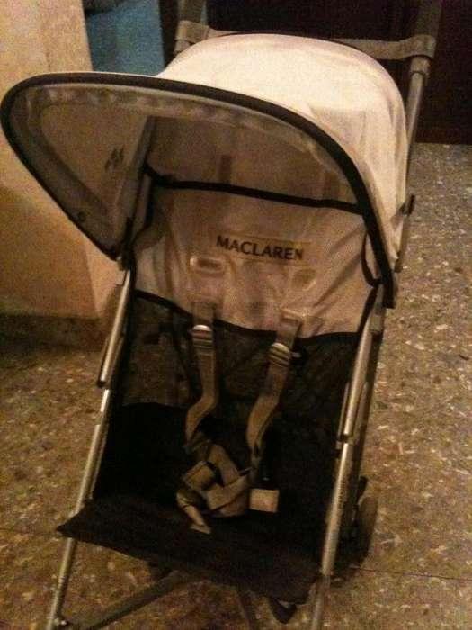 Cochecito bebé McLaren