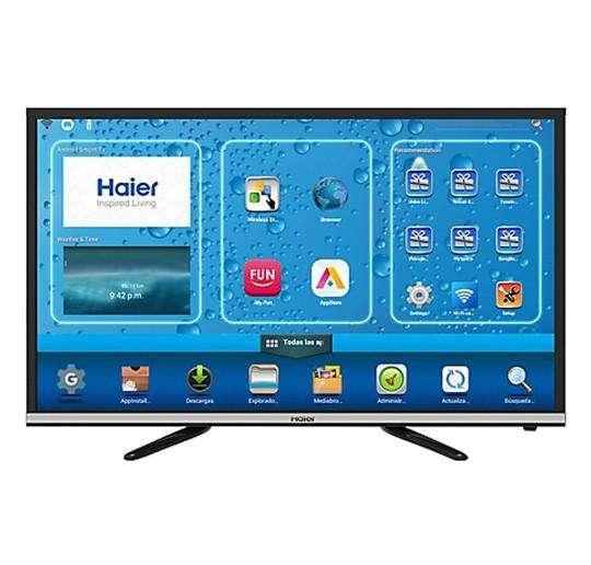 TELEVISION SMART TV HAIER 55