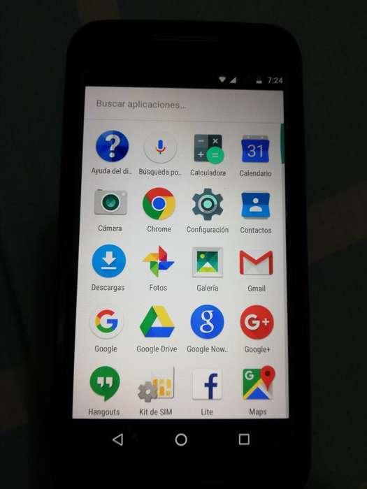 Vendo Celular Moto G4