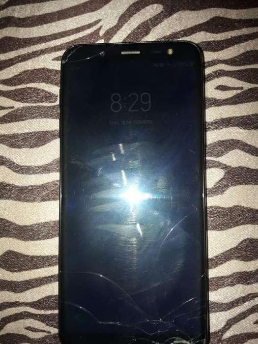 REMATE Vendo Celular Samsung J6 2018