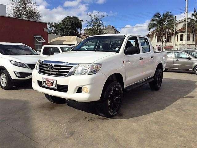 Toyota Hilux 2015 - 93000 km
