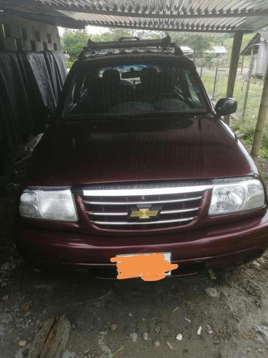 Chevrolet Grand Vitara 2005 - 0 km