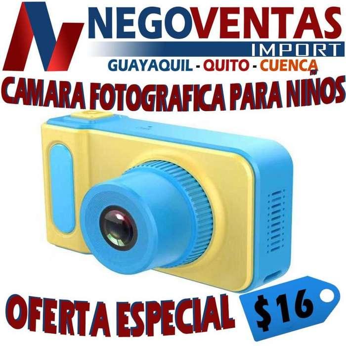 CAMARA FOTOGRAFICA PARA NIÑOS