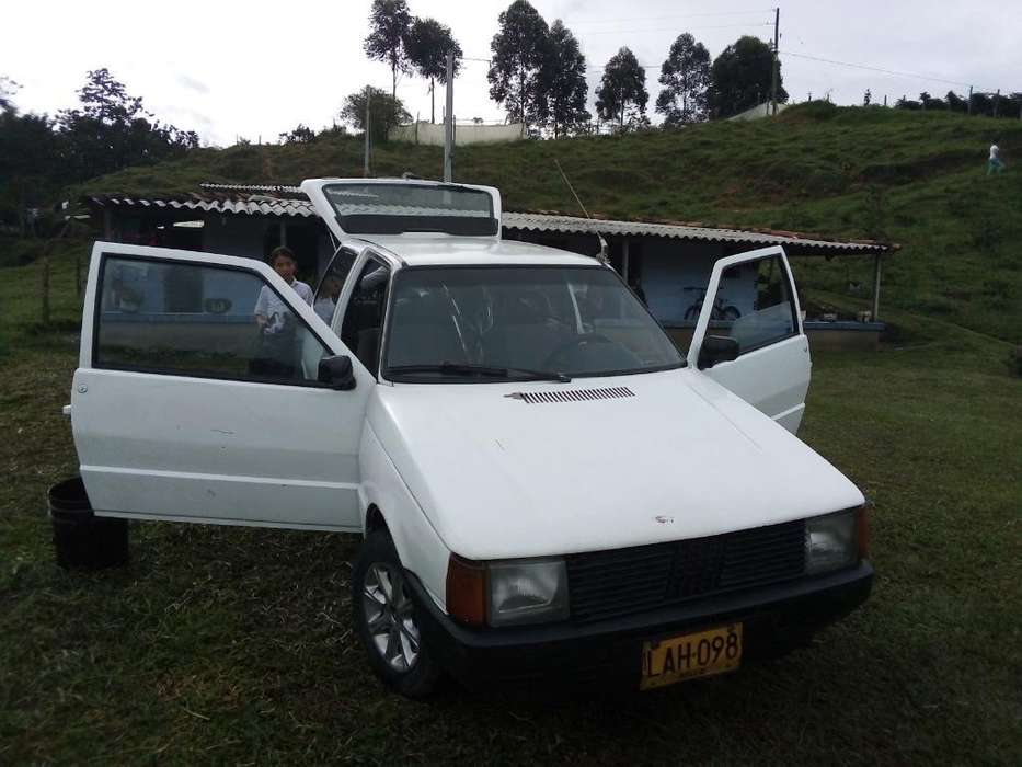 Fiat Uno  1993 - 80000 km