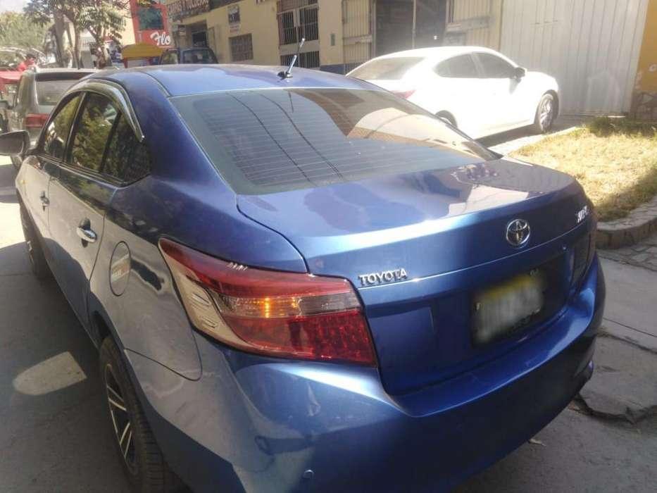 Toyota Yaris 2016 - 15000 km