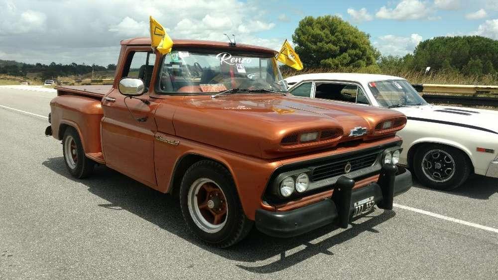 Chevrolet Apache 1960 - 111111 km