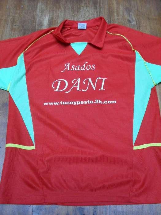 Camisetas Futbol Equipo Completo 7 Camisetas
