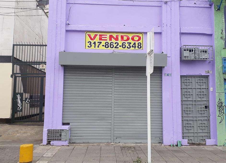 VENDO CASA-LOTE COMERCIAL EN SAN FERNANDO SUR DE CALI