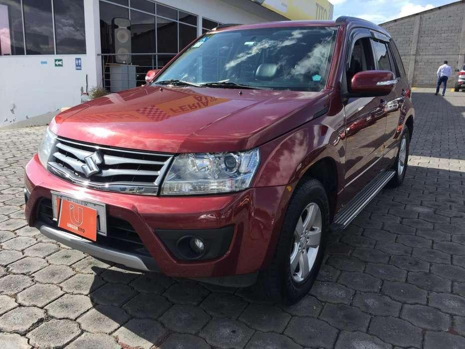 Suzuki Grand Vitara SZ 2018 - 50000 km
