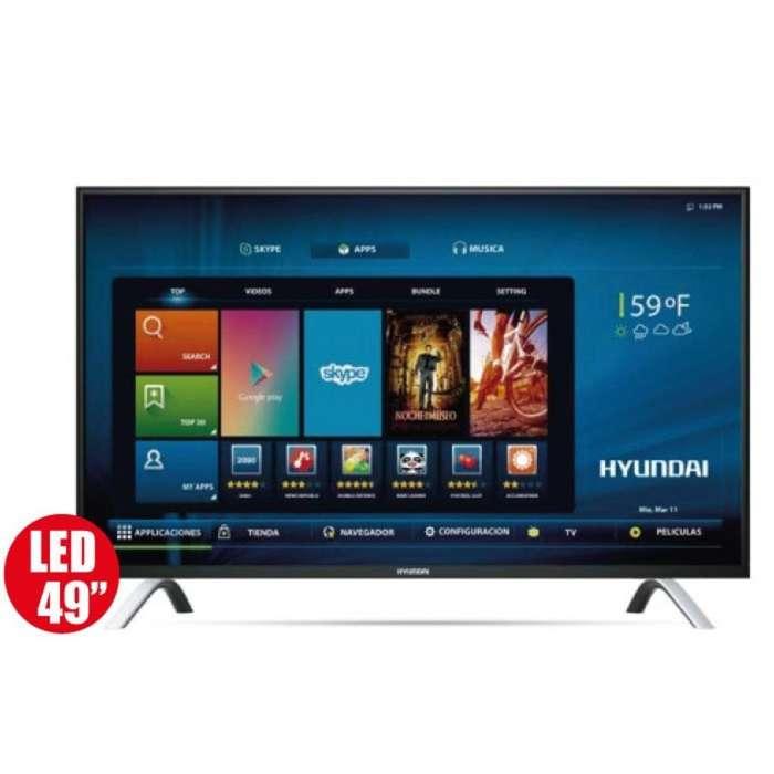 Tv Smart Tv Hyundai 49 Pg Ultra Hd 4k