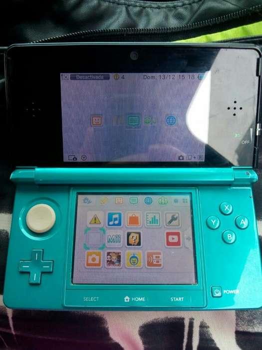 Vendo Nintendo 3ds con Un Juego Pokémon
