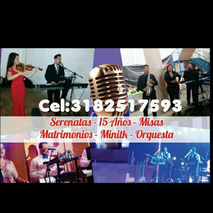 Grupo Musical Fiestas Misas Serenatas