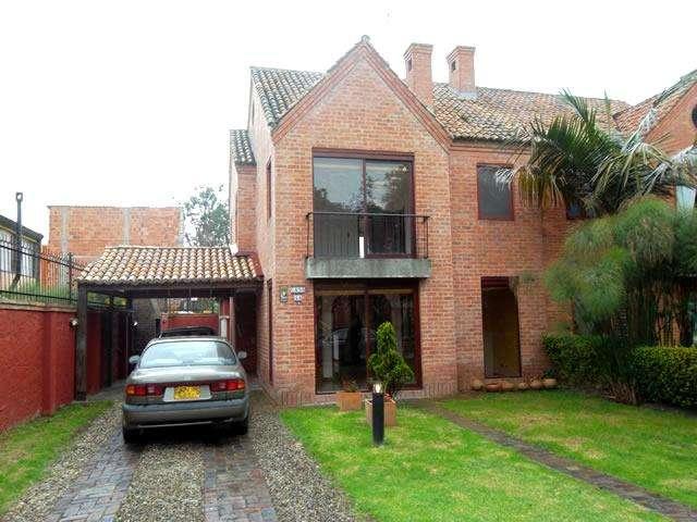 HERMOSA <strong>casa</strong> EN CHIA CONDOMINIO LOS ARBOLES