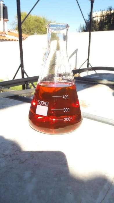 Biodiesel B-100 Reemplazo Diesel