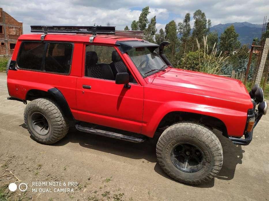 Nissan Patrol  1991 - 0 km