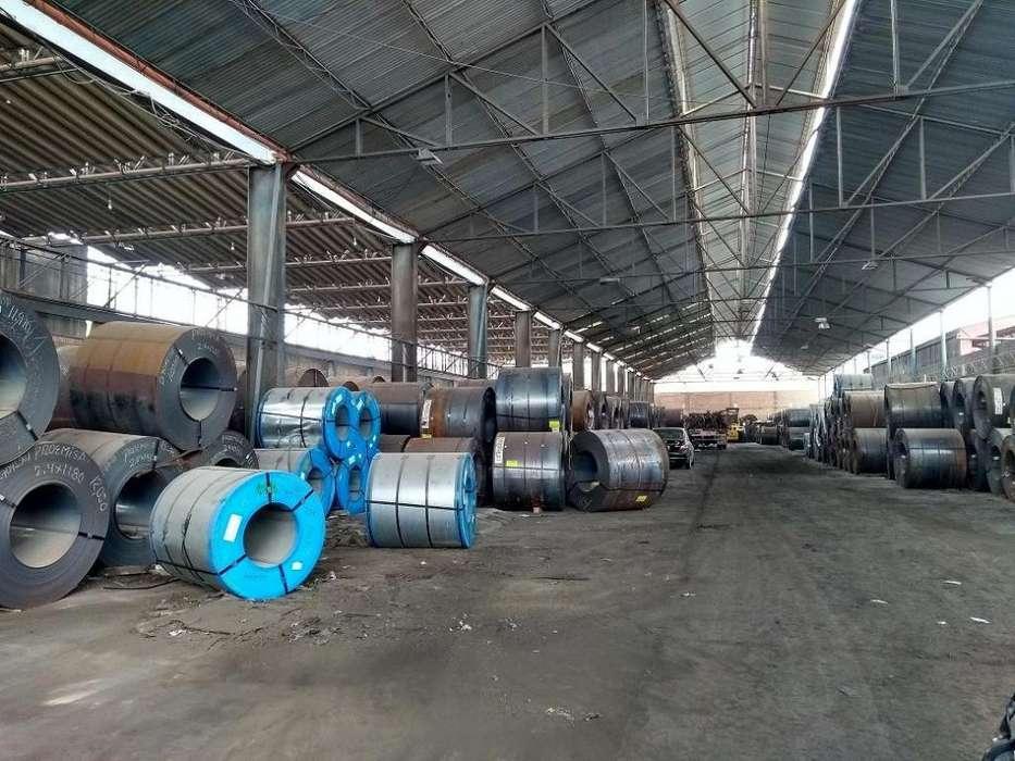 VENTA Local Industrial Ovalo Naranjal - Los Olivos