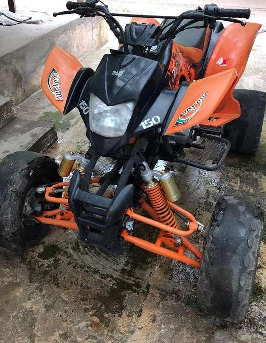 Cuatriciclo Dayama 150 cc