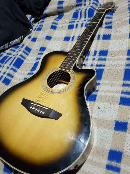 Guitarra Electroacustica Parquer Gac110