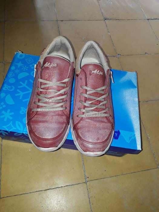 Vendo Zapatillas Numero 35