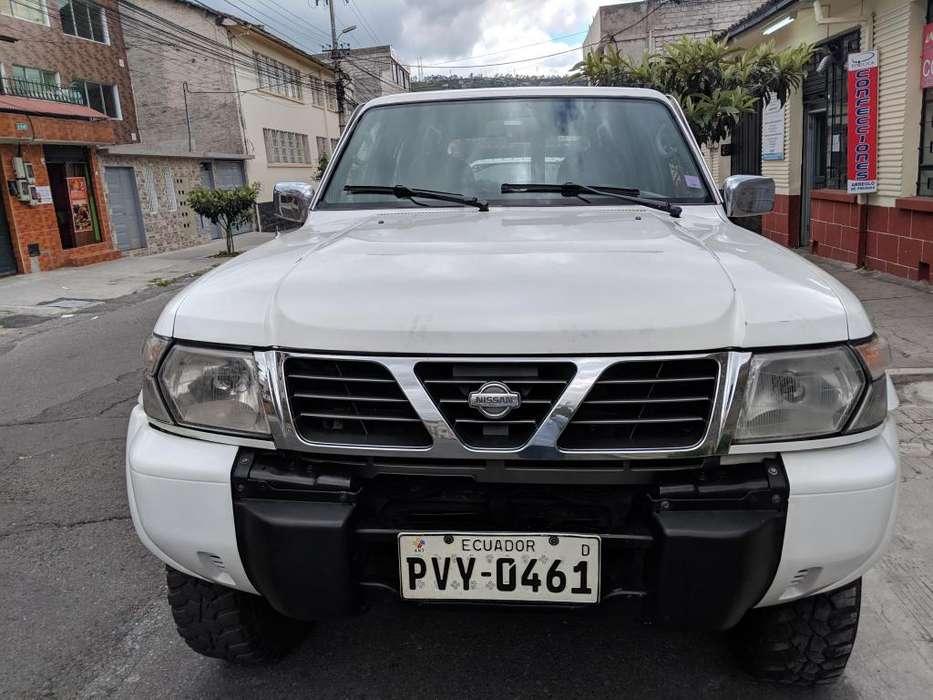 Nissan Patrol  1999 - 250000 km