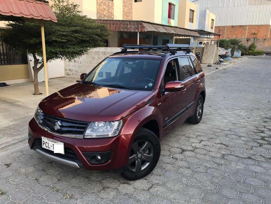 Suzuki Grand Vitara SZ 2015 - 74600 km