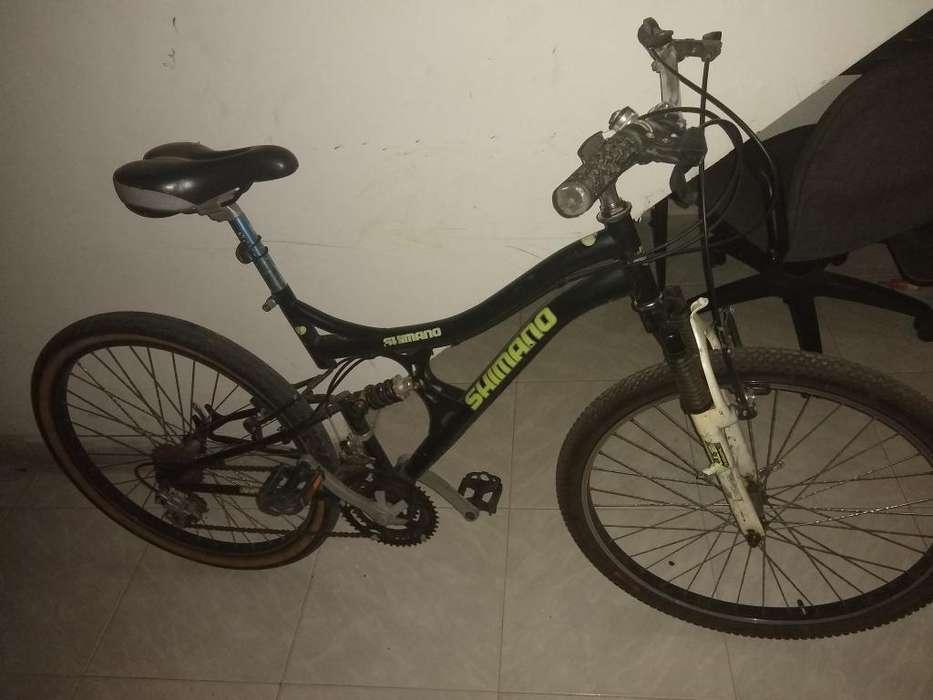 Bicicleta Montañera 10/10 Negociable