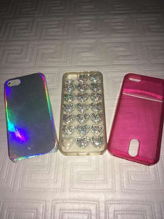 Vendo Funda iPhone 5Se