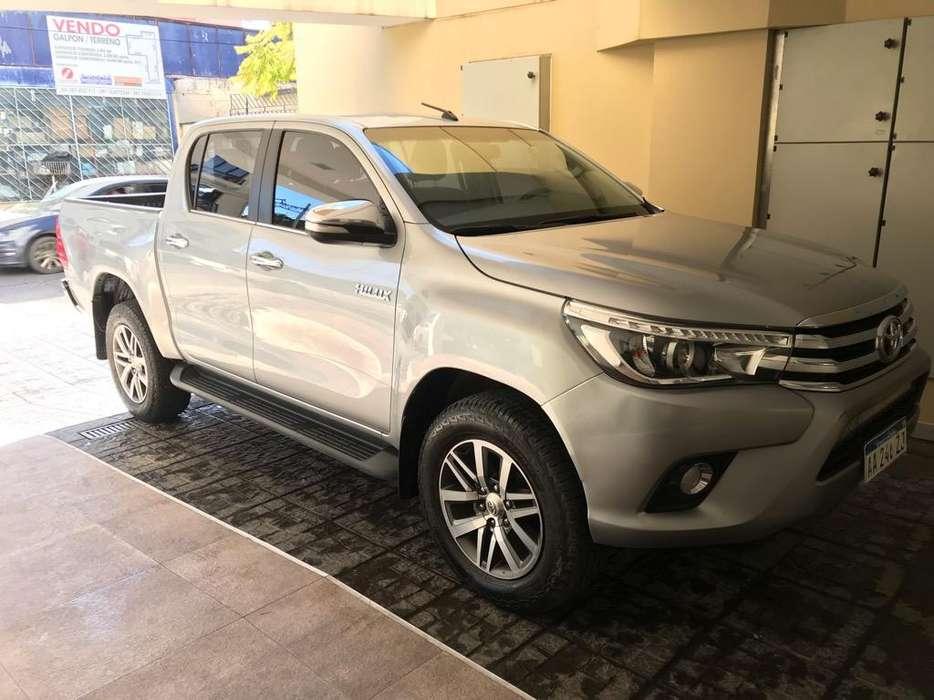 Toyota Hilux 2016 - 0 km