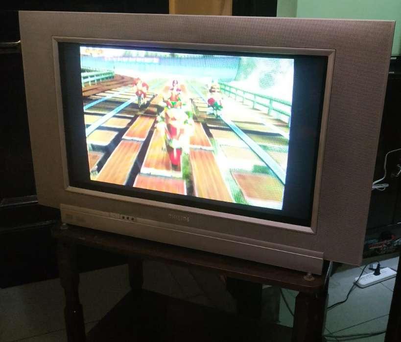 Tele Philips Wide 29 Anda en Form 4:3 Tv