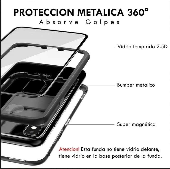 Vendo Funda Metalica para iPhone 7 Plus