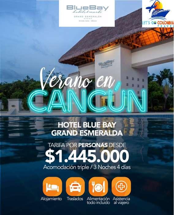 Verano en Cancun