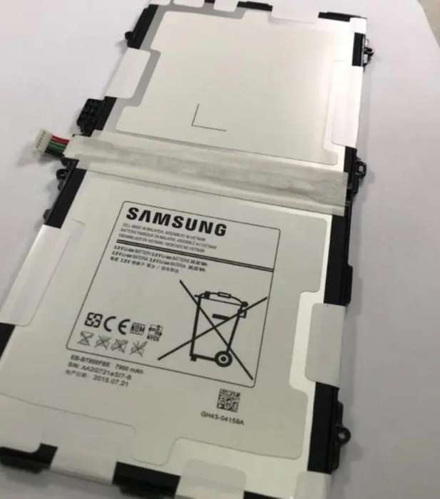 Bateria Samsung Tab S