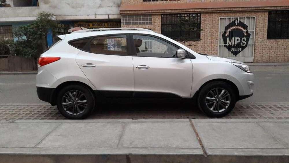 Hyundai Tucson 2015 - 85000 km