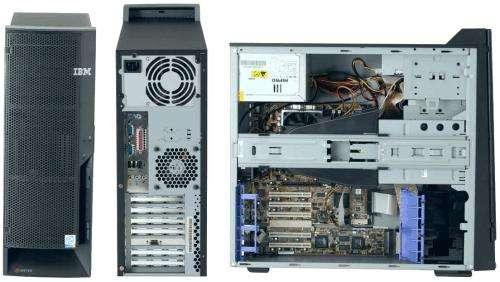 Servidor Ibm Xseries 205 Pentium 4 2gb Ram 160gb