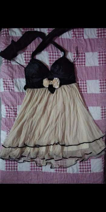 Vestido de Fiesta Corte Marilyn Talle Xl