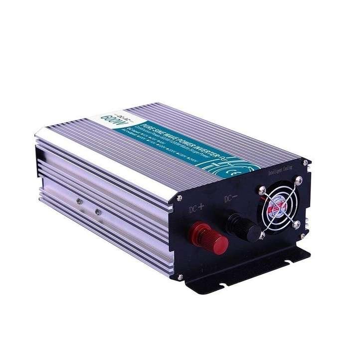 Vendo Inversor 12vdc 110vac 600 Watts