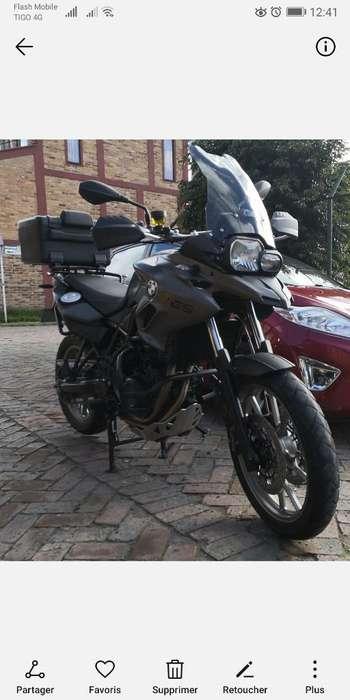 Bmw F700gs 2013