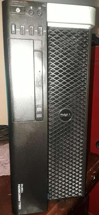 Estacion Pc Gráfica Dell Precision T3600