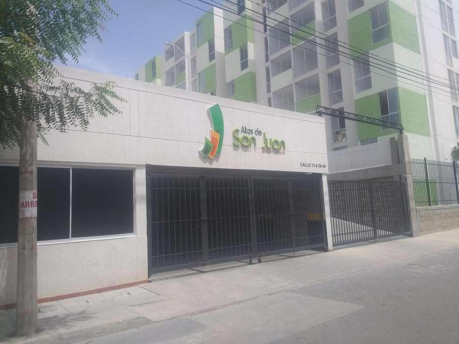 ARRIENDO <strong>apartamento</strong> CONJ. ALTOS DE SAN JUAN BOCONO