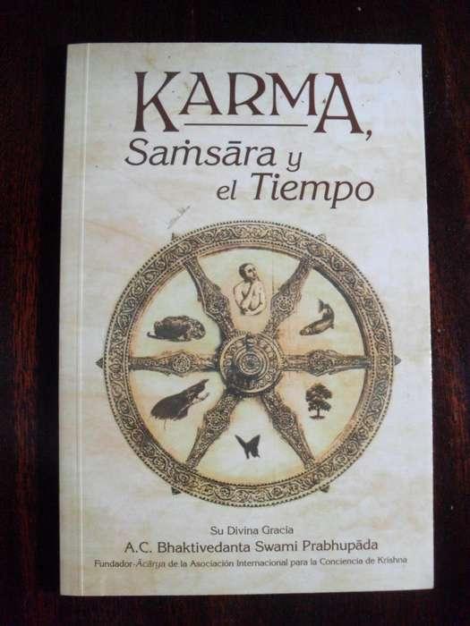 SAMSARA Y EL TIEMPO KARMA A.c. Bhaktivedanta Swami 93 PAGINAS 2013
