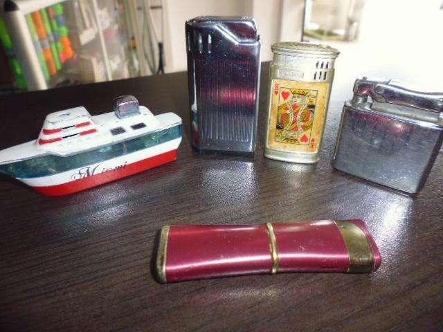 candelas o encendedores antiguos a gas y gasolina 3122802858
